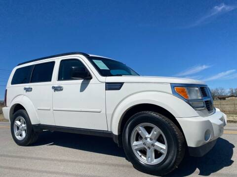 2007 Dodge Nitro for sale at ILUVCHEAPCARS.COM in Tulsa OK