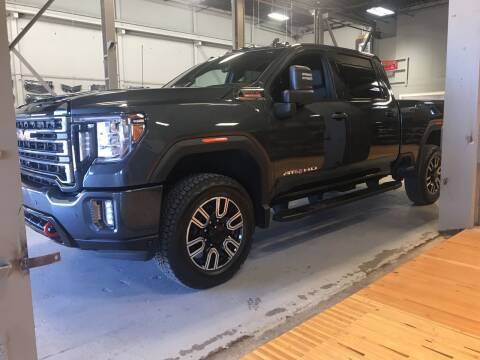 2020 GMC Sierra 2500HD for sale at Canuck Truck in Magrath AB