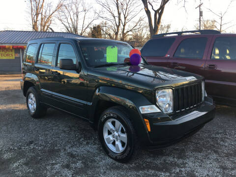 2012 Jeep Liberty for sale at Antique Motors in Plymouth IN