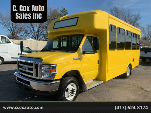 2019 Ford E-Series Chassis for sale at C. Cox Auto Sales Inc in Joplin MO