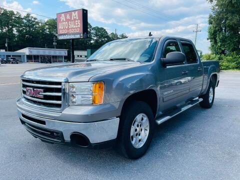 2013 GMC Sierra 1500 for sale at A & M Auto Sales, Inc in Alabaster AL