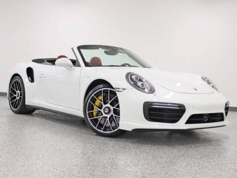 2017 Porsche 911 for sale at Vanderhall of Hickory Hills in Hickory Hills IL