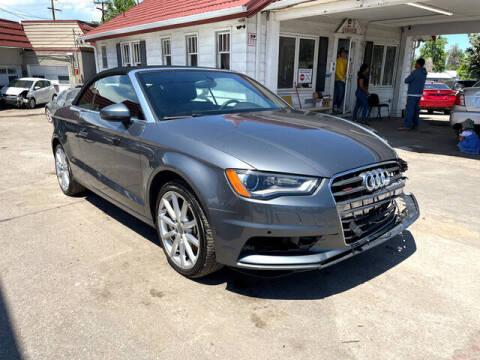 2015 Audi A3 for sale at ELITE MOTOR CARS OF MIAMI in Miami FL