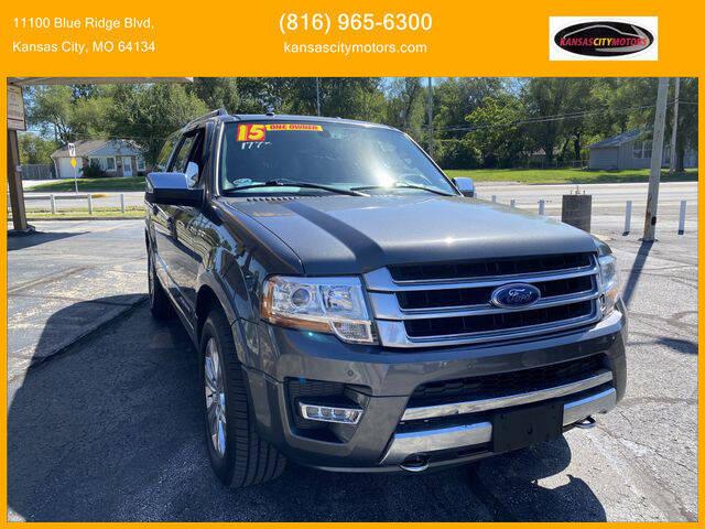 2015 Ford Expedition EL for sale at Kansas City Motors in Kansas City MO