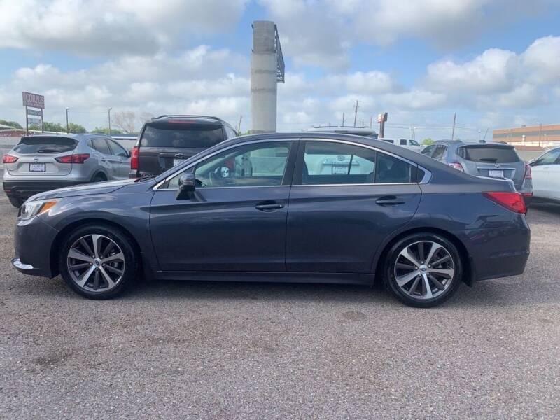 2017 Subaru Legacy for sale at Primetime Auto in Corpus Christi TX
