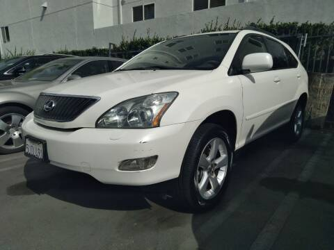 2007 Lexus RX 350 for sale at Western Motors Inc in Los Angeles CA