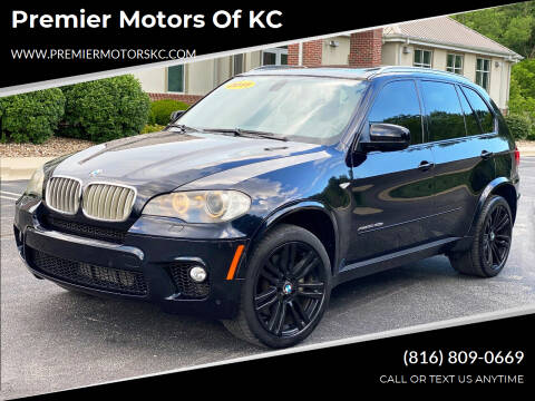 2011 BMW X5 for sale at Premier Motors of KC in Kansas City MO