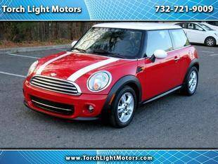2012 MINI Cooper Hardtop for sale at Torch Light Motors in Parlin NJ