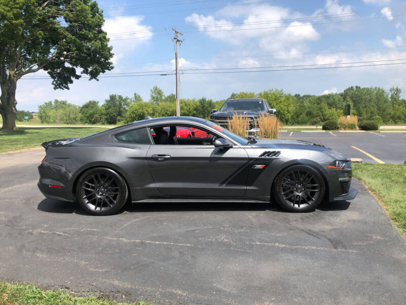 2020 Ford Mustang for sale at Fox Valley Motorworks in Lake In The Hills IL