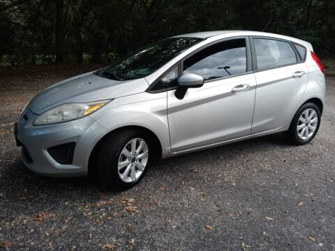 2012 Ford Fiesta for sale at Royal Auto Trading in Tampa FL