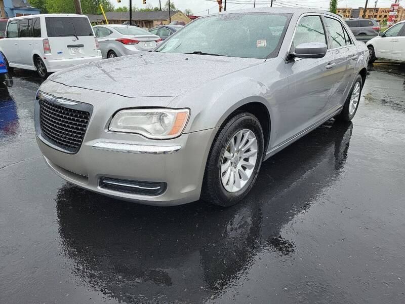 2013 Chrysler 300 for sale at Rucker's Auto Sales Inc. in Nashville TN