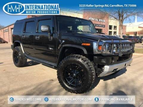 2009 HUMMER H2 for sale at International Motor Productions in Carrollton TX