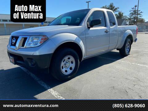 2016 Nissan Frontier for sale at Auto Max of Ventura in Ventura CA