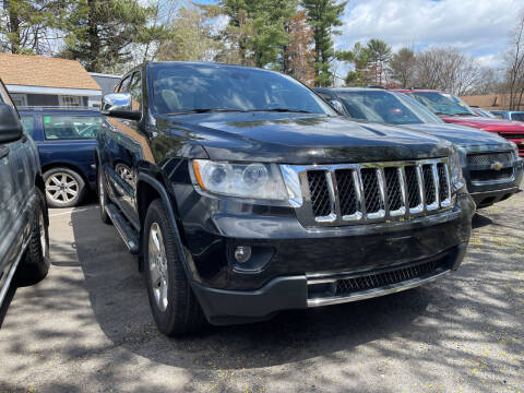2011 Jeep Grand Cherokee for sale at Choice Motor Car in Plainville CT
