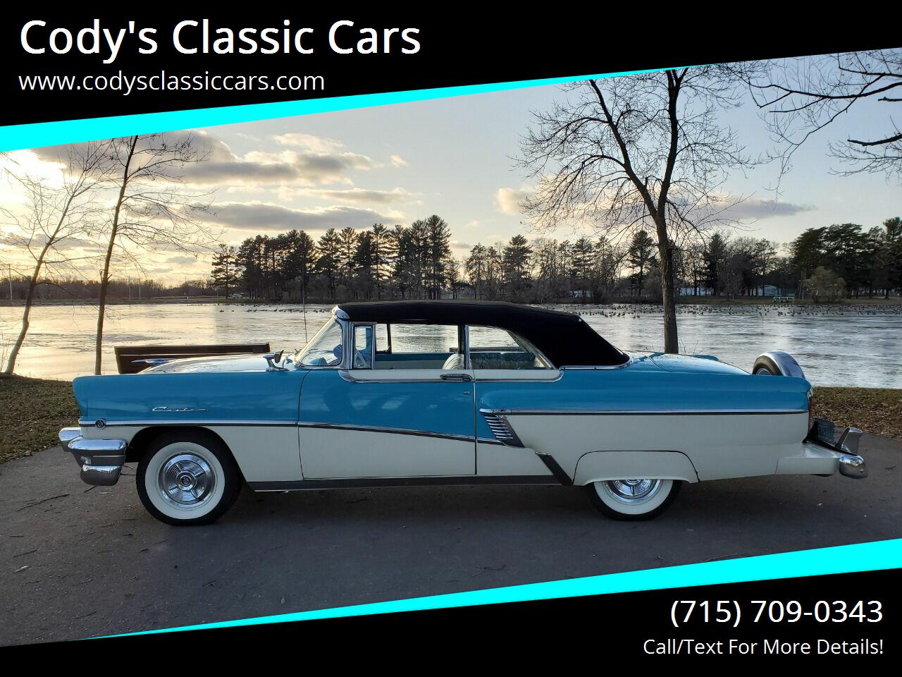 1956 Mercury Custom 1