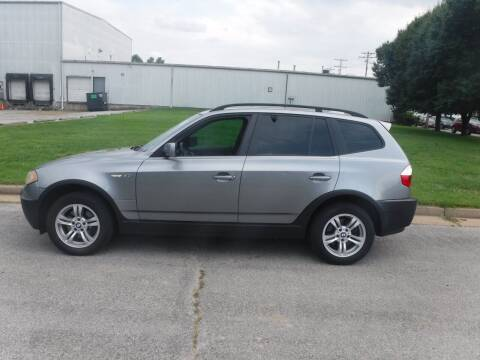2004 BMW X3 for sale at ALL Auto Sales Inc in Saint Louis MO