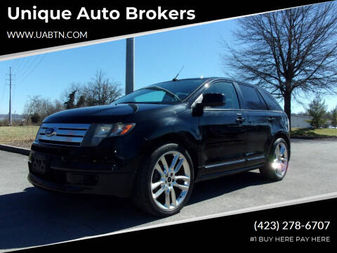 2009 Ford Edge for sale at Unique Auto Brokers in Kingsport TN