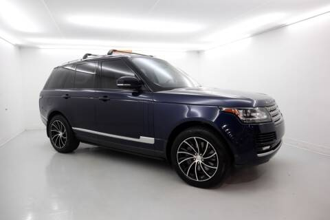 2014 Land Rover Range Rover for sale at Alta Auto Group LLC in Concord NC