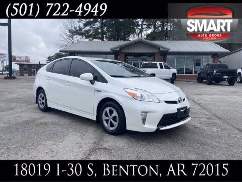 2015 Toyota Prius for sale at Smart Auto Sales of Benton in Benton AR