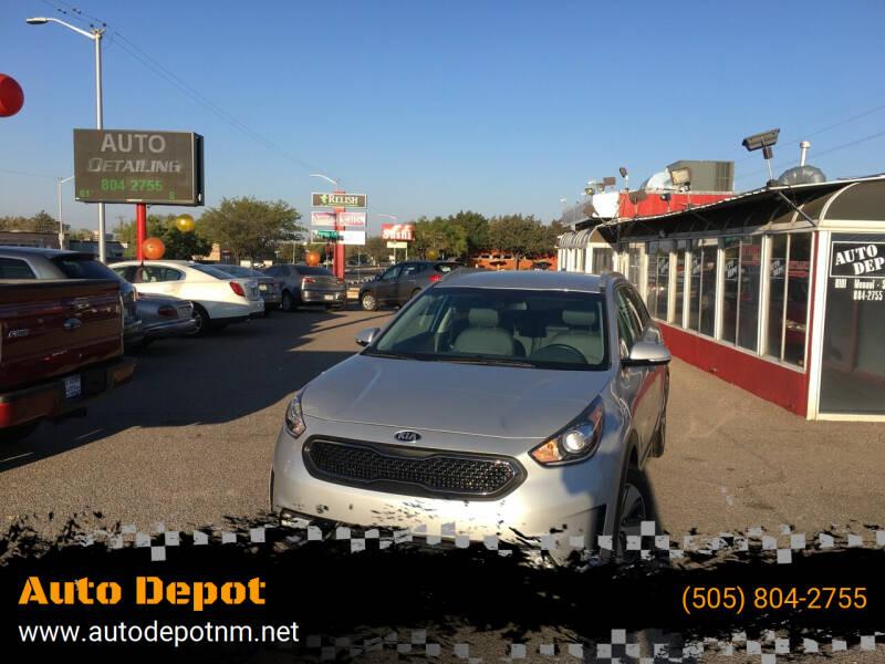 2019 Kia Niro for sale at Auto Depot in Albuquerque NM