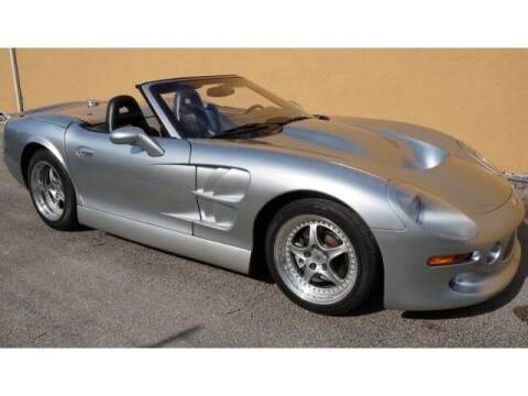 1999 Shelby Series 1 for sale at The New Auto Toy Store in Fort Lauderdale FL