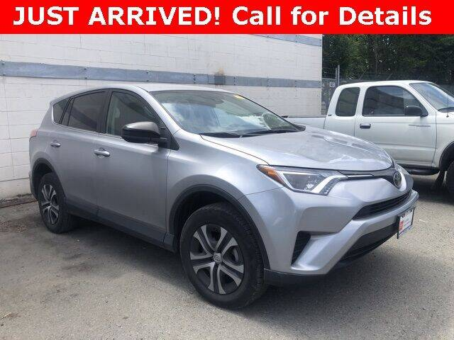 2018 Toyota RAV4 for sale at Toyota of Seattle in Seattle WA