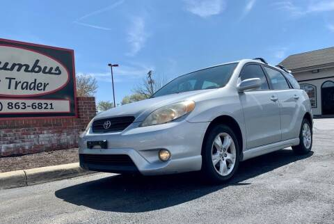 2005 Toyota Matrix for sale at Columbus Car Trader in Reynoldsburg OH