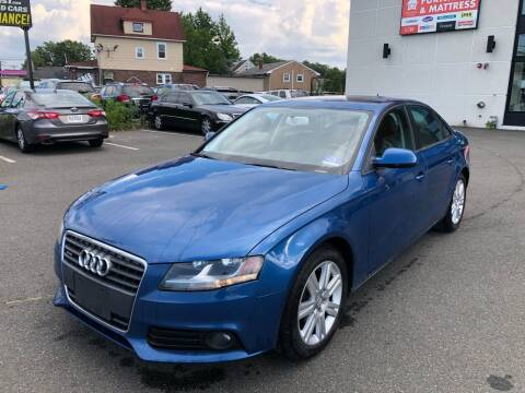 2010 Audi A4 for sale at MAGIC AUTO SALES in Little Ferry NJ
