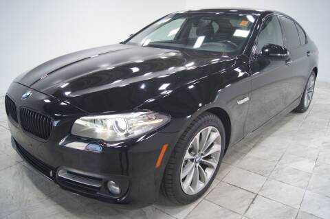 2015 BMW 5 Series for sale at Sacramento Luxury Motors in Carmichael CA