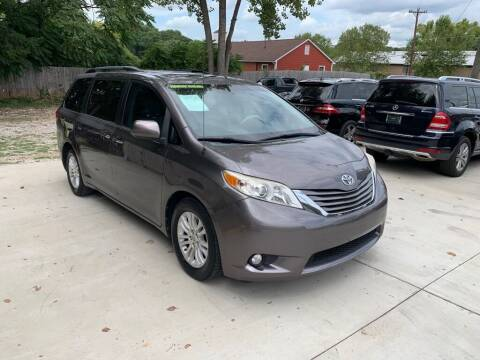 2013 Toyota Sienna for sale at Carflex Auto in Charlotte NC