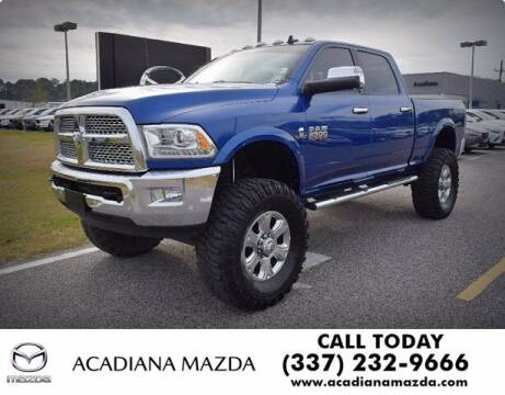 2016 RAM Ram Pickup 2500 for sale at Acadiana Automotive Group in Lafayette LA