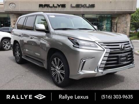 2019 Lexus LX 570 for sale at RALLYE LEXUS in Glen Cove NY