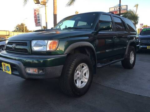 1999 Toyota 4Runner for sale at CARSTER in Huntington Beach CA