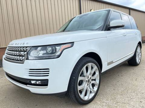2013 Land Rover Range Rover for sale at Prime Auto Sales in Uniontown OH