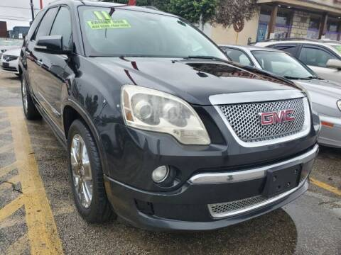2011 GMC Acadia for sale at USA Auto Brokers in Houston TX