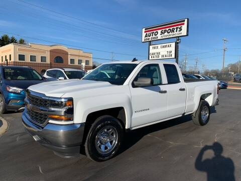 2018 Chevrolet Silverado 1500 for sale at Auto Sports in Hickory NC