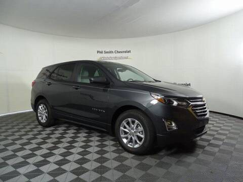 2021 Chevrolet Equinox for sale at PHIL SMITH AUTOMOTIVE GROUP - Phil Smith Chevrolet in Lauderhill FL