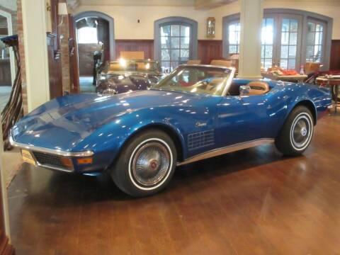 1972 Chevrolet Corvette for sale at Island Classics & Customs in Staten Island NY
