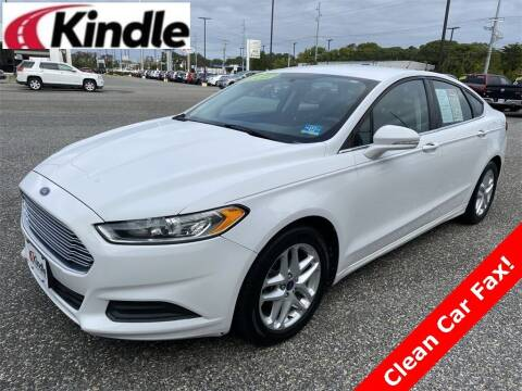 2014 Ford Fusion for sale at Kindle Auto Plaza in Cape May Court House NJ