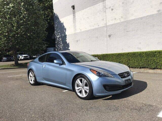 2011 Hyundai Genesis Coupe for sale at Select Auto in Smithtown NY