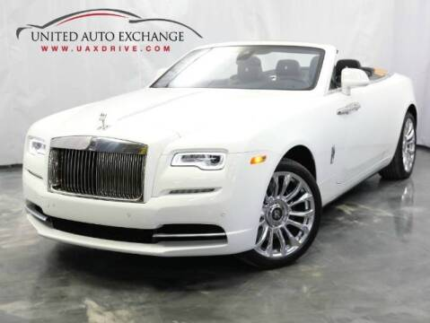2019 Rolls-Royce Dawn for sale at United Auto Exchange in Addison IL