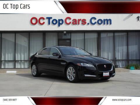 2017 Jaguar XF for sale at OC Top Cars in Irvine CA
