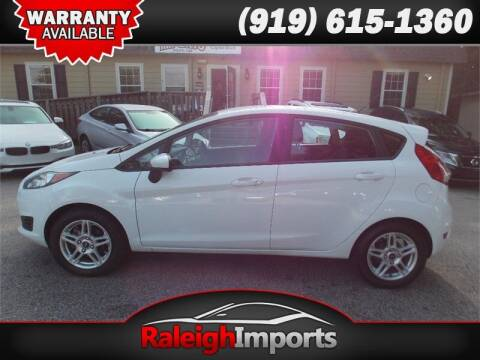 2018 Ford Fiesta for sale at Raleigh Imports in Raleigh NC