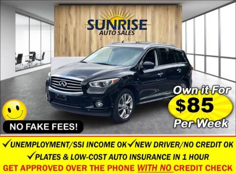 2015 Infiniti QX60 for sale at AUTOFYND in Elmont NY