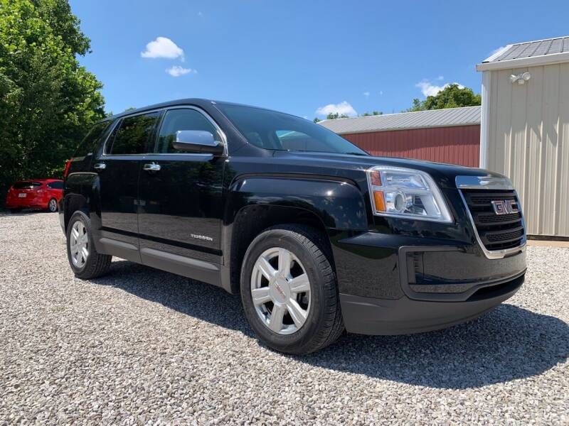 2016 GMC Terrain for sale at 64 Auto Sales in Georgetown IN