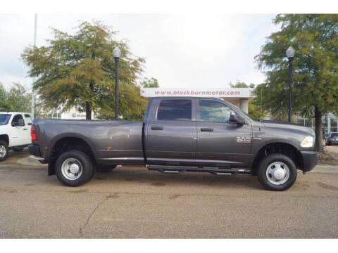 2017 RAM Ram Pickup 3500 for sale at BLACKBURN MOTOR CO in Vicksburg MS