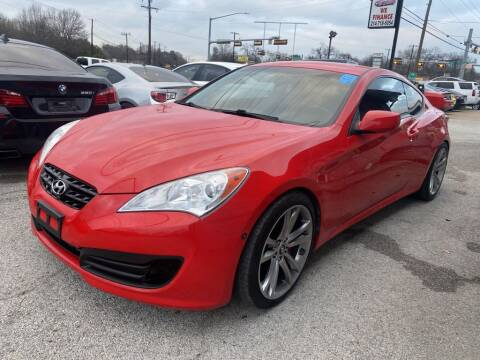 2011 Hyundai Genesis Coupe for sale at Pary's Auto Sales in Garland TX