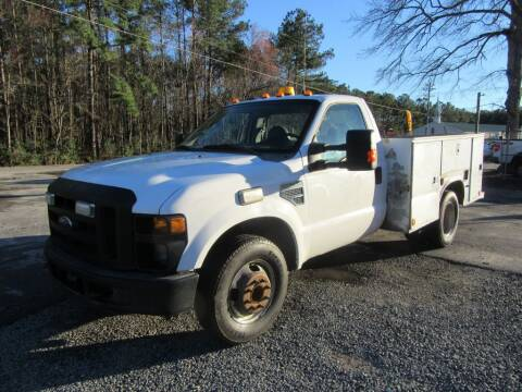 2008 Ford F-350 Super Duty for sale at Bullet Motors Charleston Area in Summerville SC