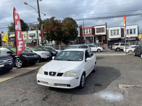 2005 Suzuki Forenza for sale at Impressive Auto Sales in Philadelphia PA