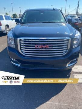 2020 GMC Yukon for sale at COYLE GM - COYLE NISSAN - New Inventory in Clarksville IN